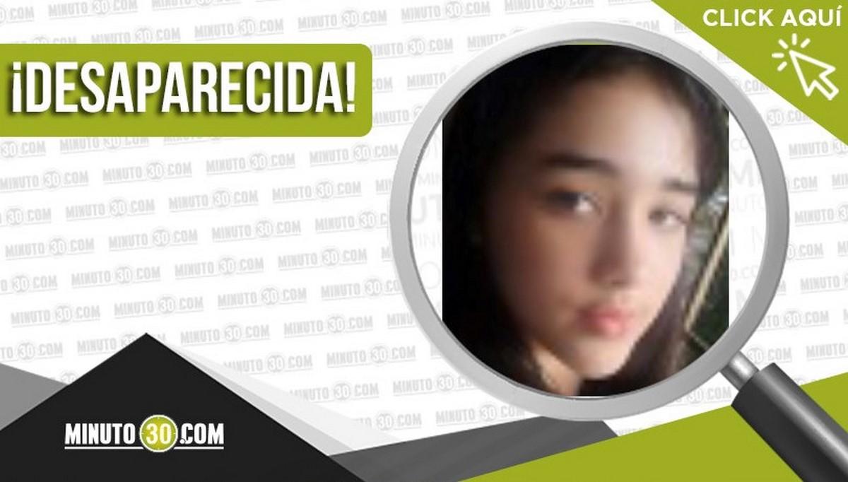 Saray Daniela Cárdenas Brand desaparecida