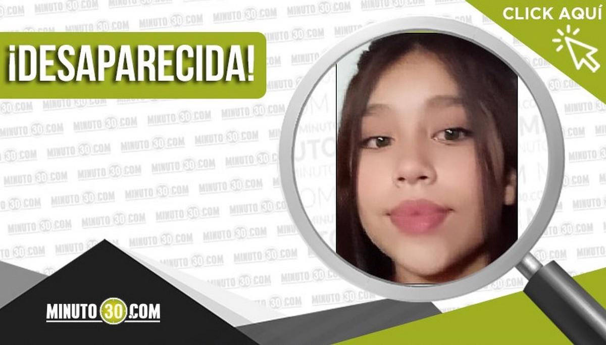 Manuela Suaza Álvarez desaparecida