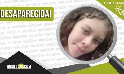 Valentina Ramos Martínez desaparecida