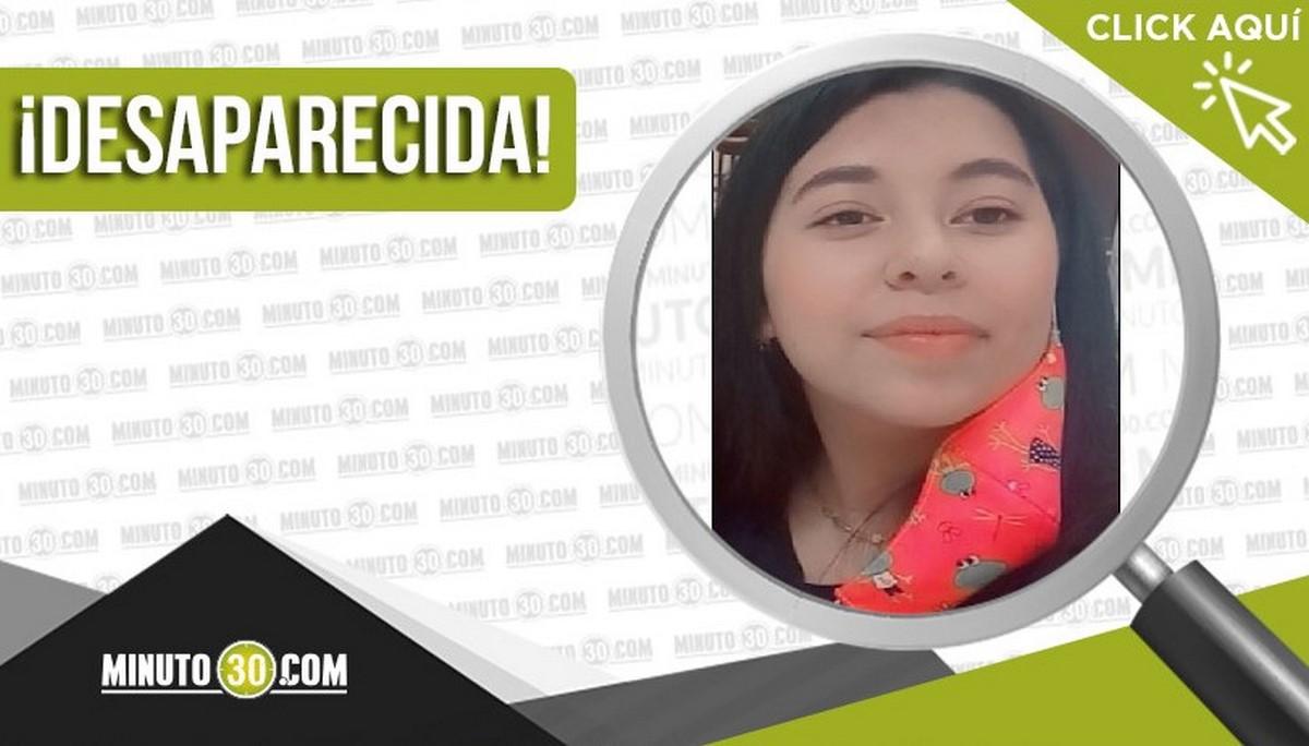 Luisa Fernanda Sánchez Isaza desapareció en Medellín