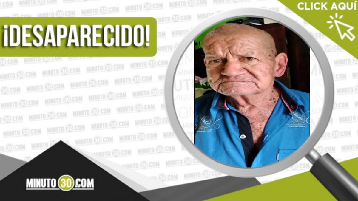 El señor Hernando Guzmán Barrero desapareció en El Popular
