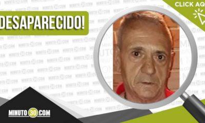 Francisco Iván Montoya Pérez desaparecido