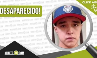 Jhon Yimmi Rico García desaparecido