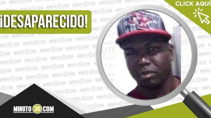 Edwin Smith Rentería Rodríguez desapareció en Medellín