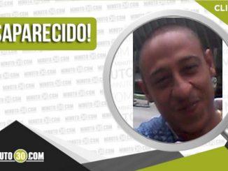 Yeison Hermin García Espinal desapareció en Medellín