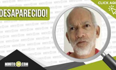Jorge Iván Carmona Gómez desaparecido