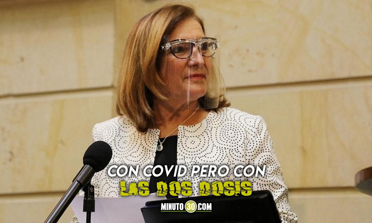 Procuradora Margarita Cabello se contagió de Covid-19
