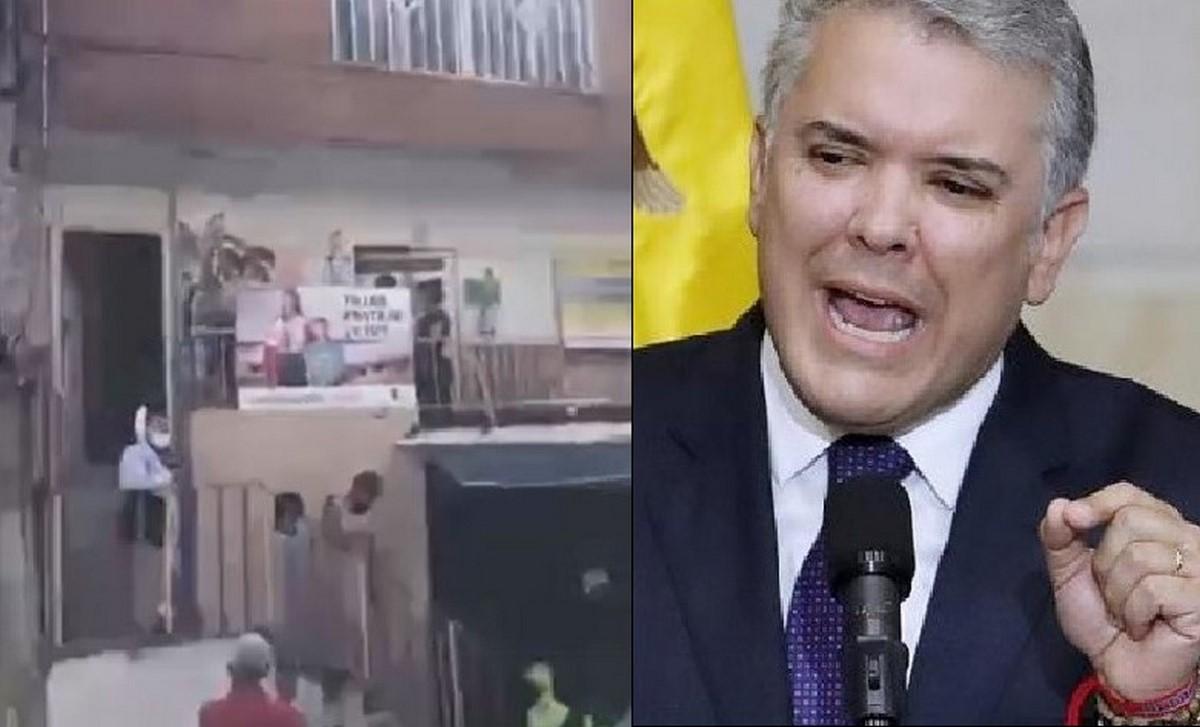 Duque rechazó presunto abuso sexual a menores en Medellín