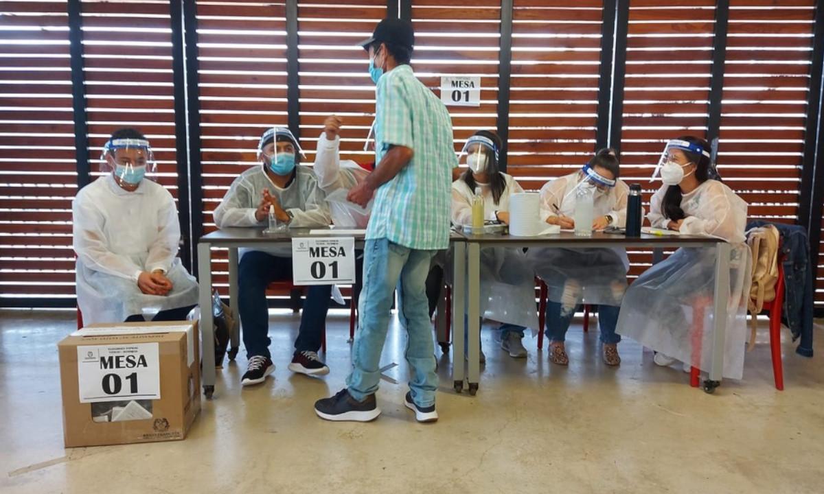 Cerraron las mesas de votación en la elección de Alcalde en Titiribí y Tarazá