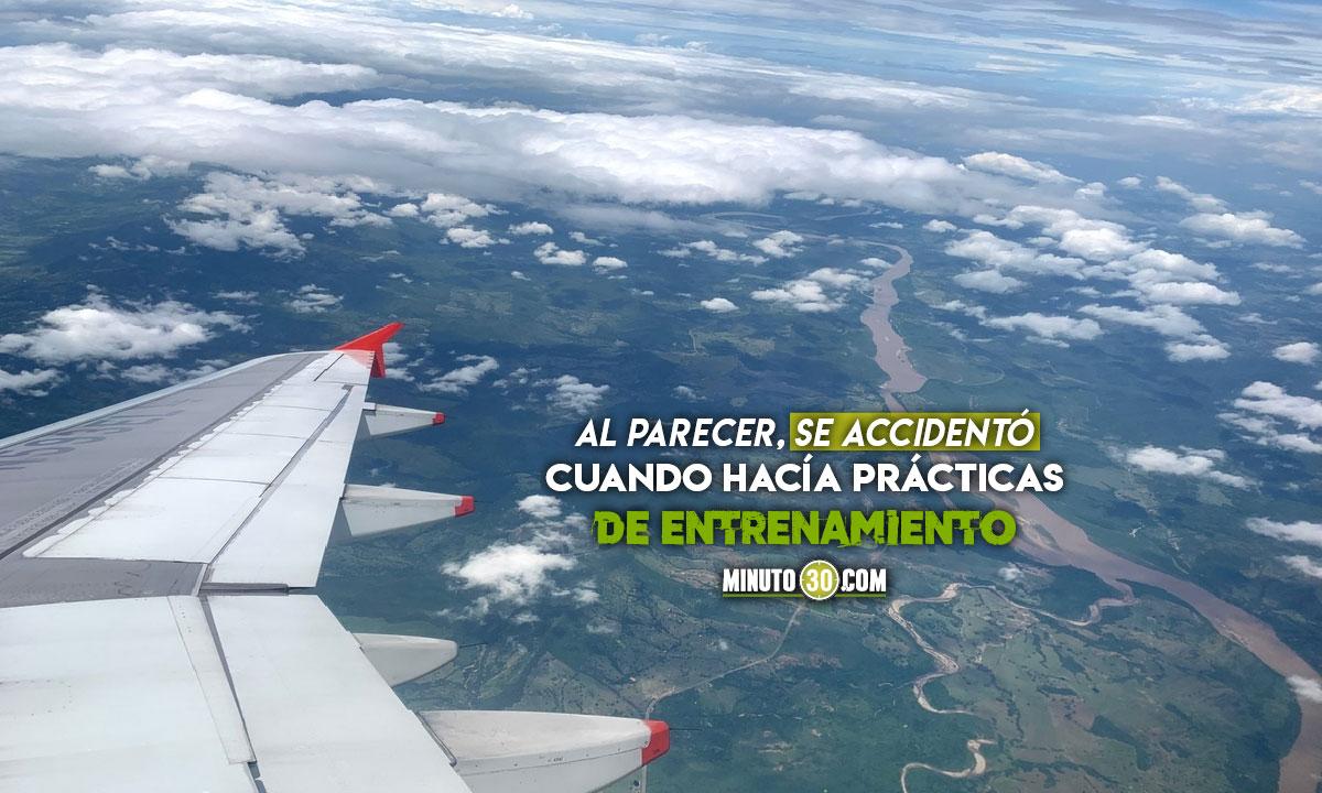 Avión accidentado en el Meta llevaba al menos tres ocupantes