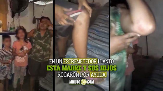 Desgarradora denuncia de mujer en Campoalegre, Huila
