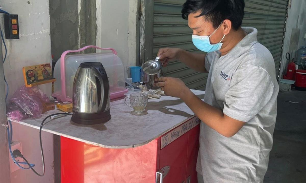 fabrica vietnam
