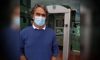 Operaron de urgencia a Sergio Fajardo, le dio apendicitis