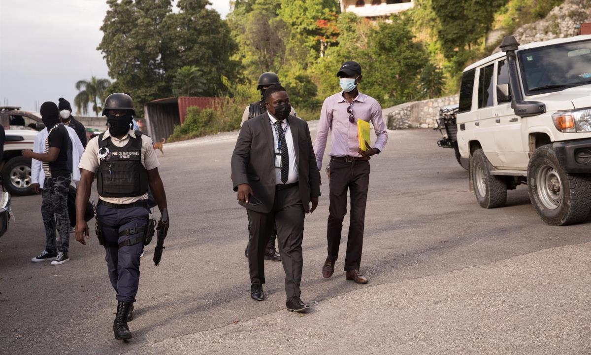 fbi en haiti