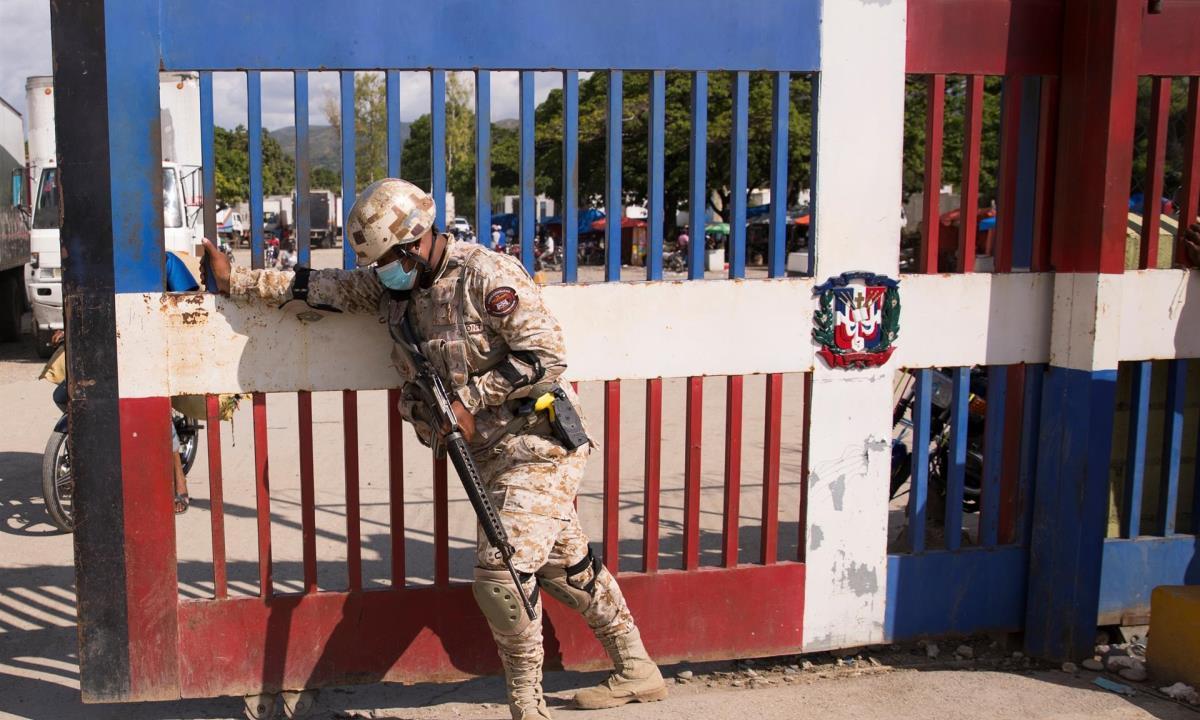 frontera haiti dominicana