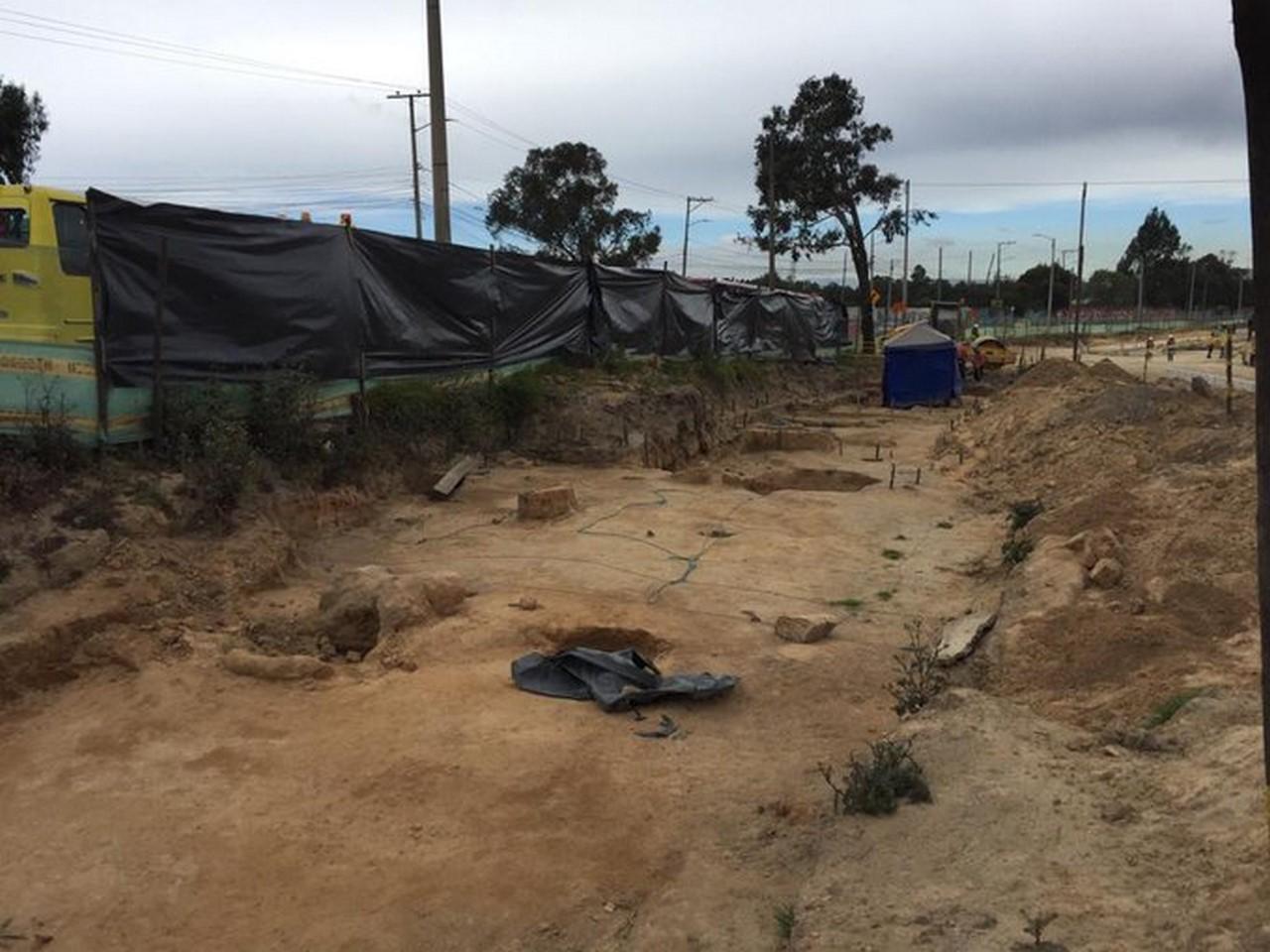 hallaron 26 tumbas indigenas muiscas usme2