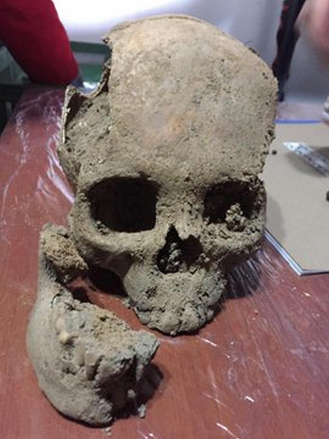hallaron 26 tumbas indigenas muiscas usme3