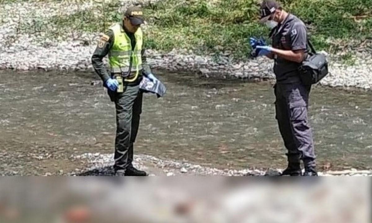 Encontraron a un hombre muerto en la orilla del río Tuluá