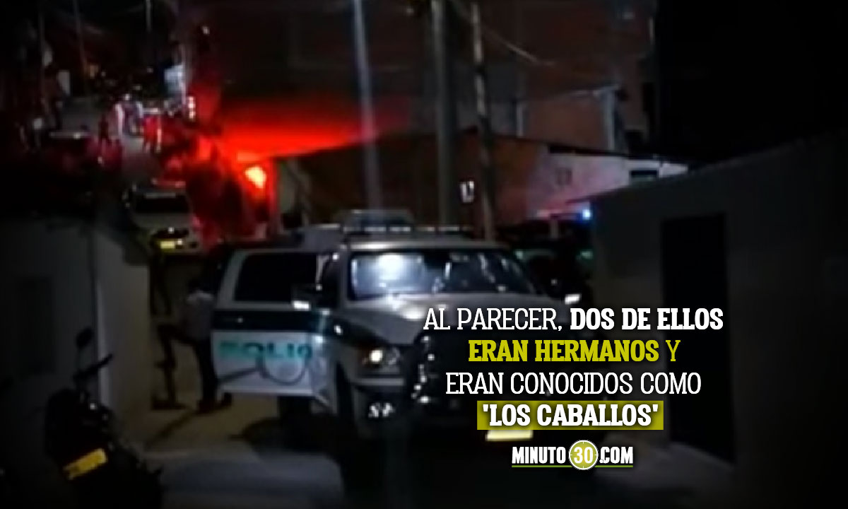 Masacre en Ocaña dejó tres jóvenes muertos