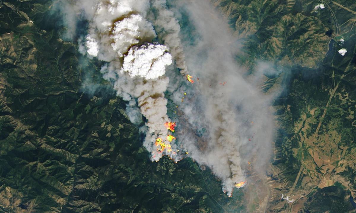 incendios cambio climatico