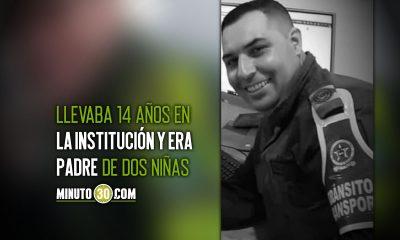 Asesinaron a un patrullero en Saravena, Arauca