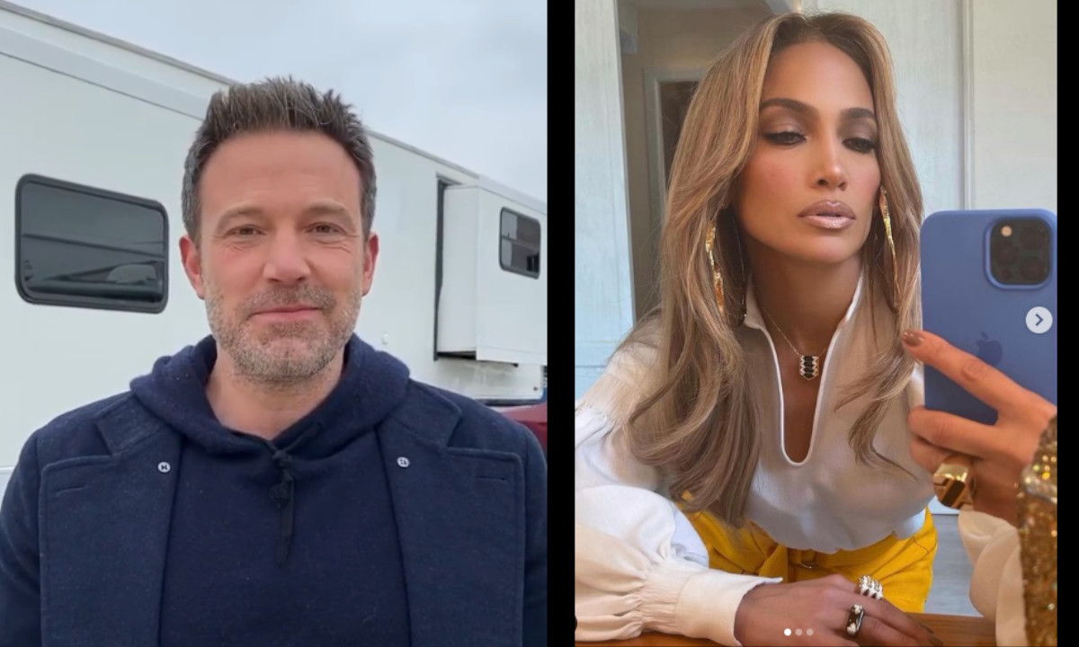 Jennifer Lopez y Ben Affleck: ¡Se acaban los rumores! Vea la foto con la que ella confirmó la relación