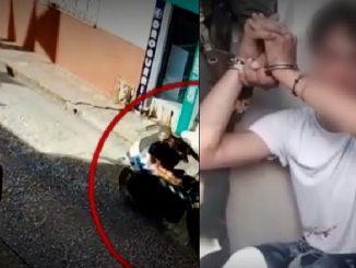 Persecución de 'película' en Sincelejo, 'pescaron' a ladrón