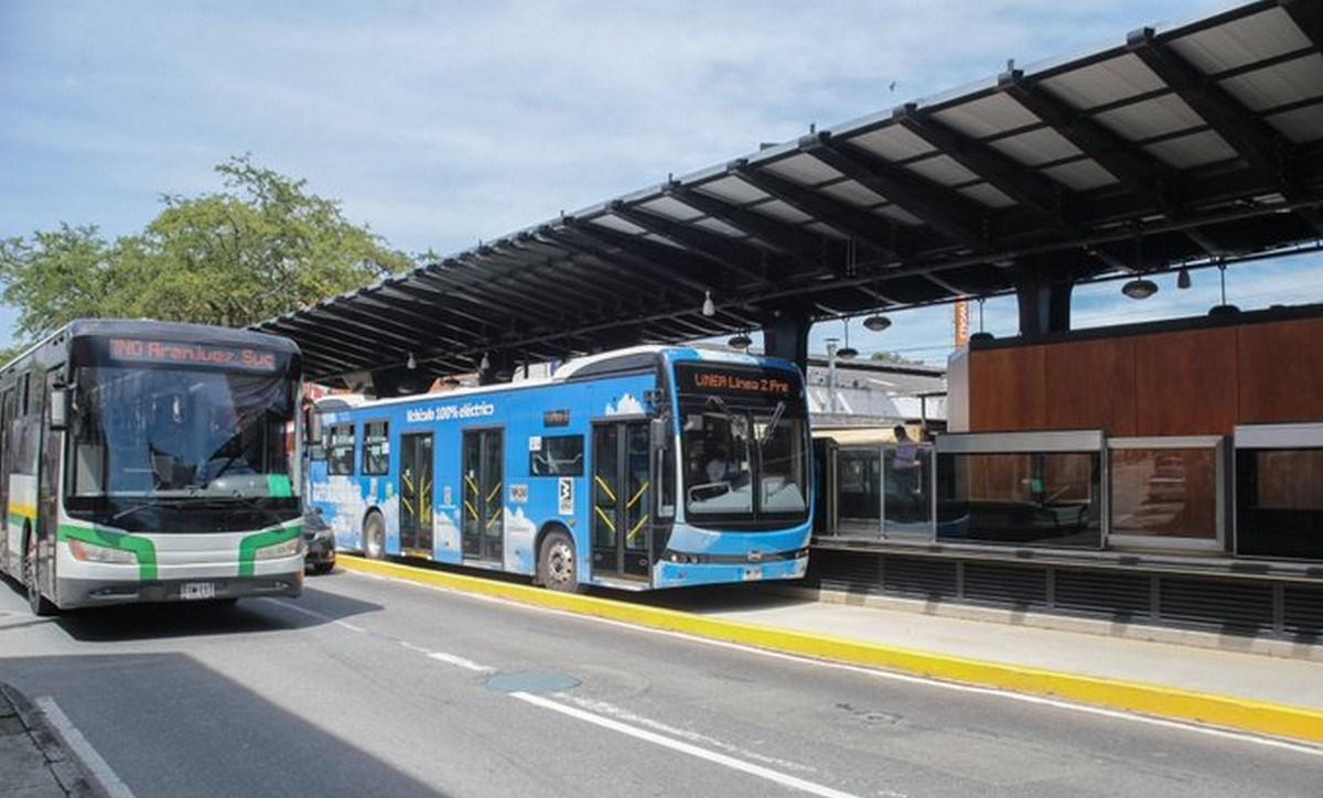 linea bus metrop
