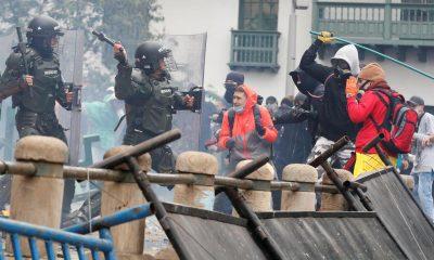 manifestaciones desaparicion