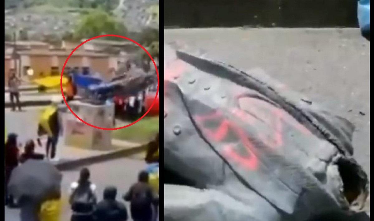 Balance de protestas del 20 de julio en Manizales
