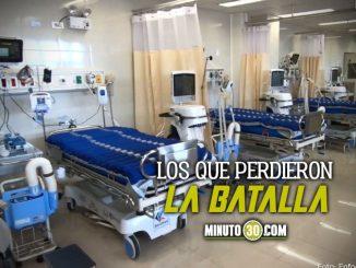¡Muy triste! Colombia llegó hoy a las 120.432 muertes por Covid
