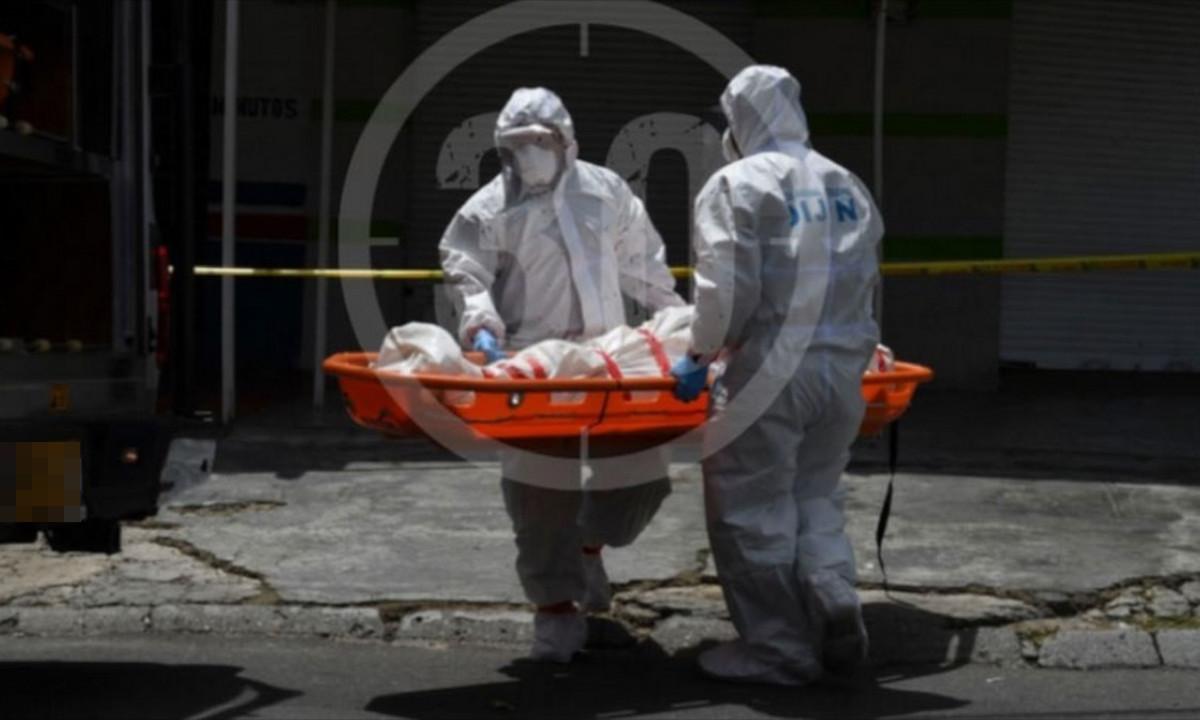 Murió un menor venezolano en Guarne, familiares atacaron el hospital, una ambulancia y hasta una moto de la Policía