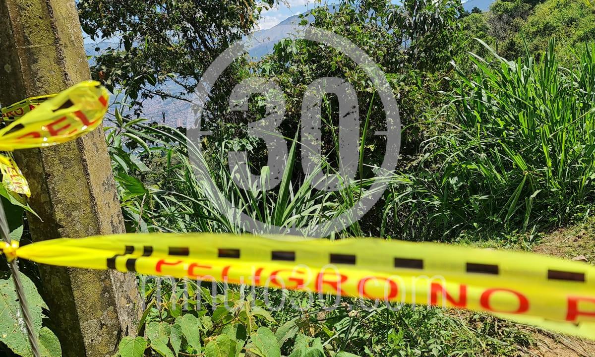 muerto hallado en Capacabana 2