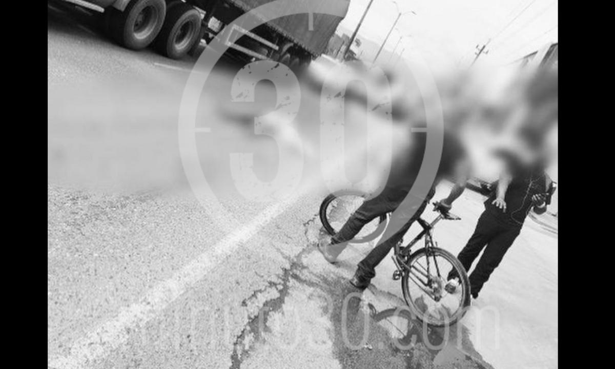 ¡Tragedia! Un peatón murió en un accidente en la Autopista Sur