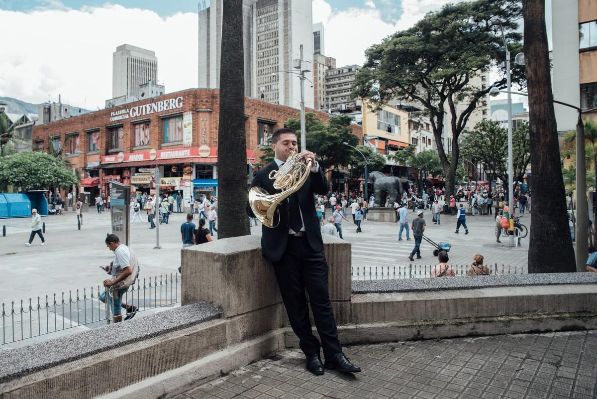 musicos De la Tele a Filarmed