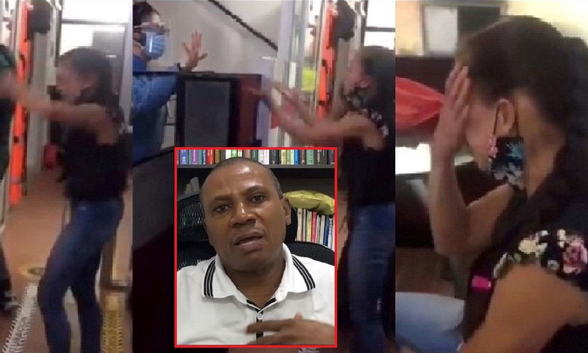 Salió a dar la cara notario de caso de mujer en Bucaramanga