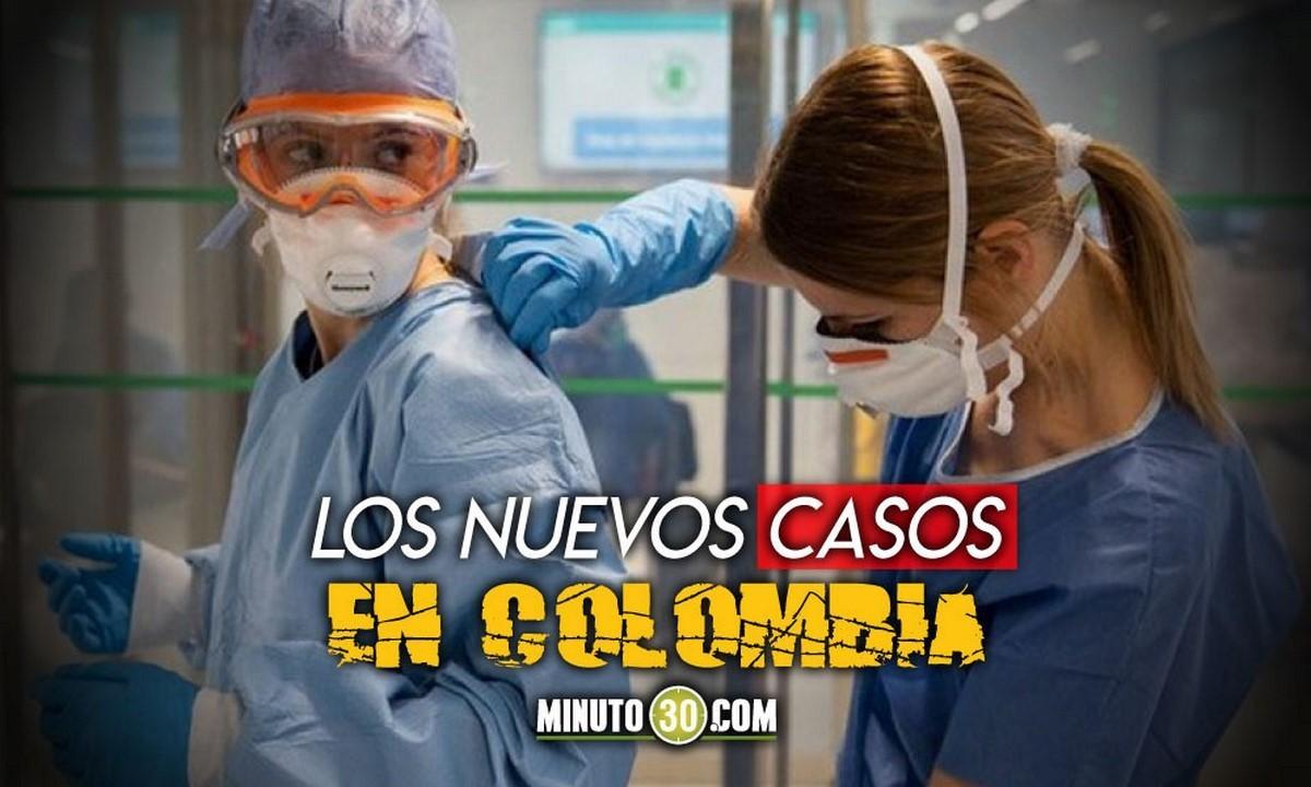 El Covid en Colombia no cede, hoy reportaron 28.005 nuevos contagios