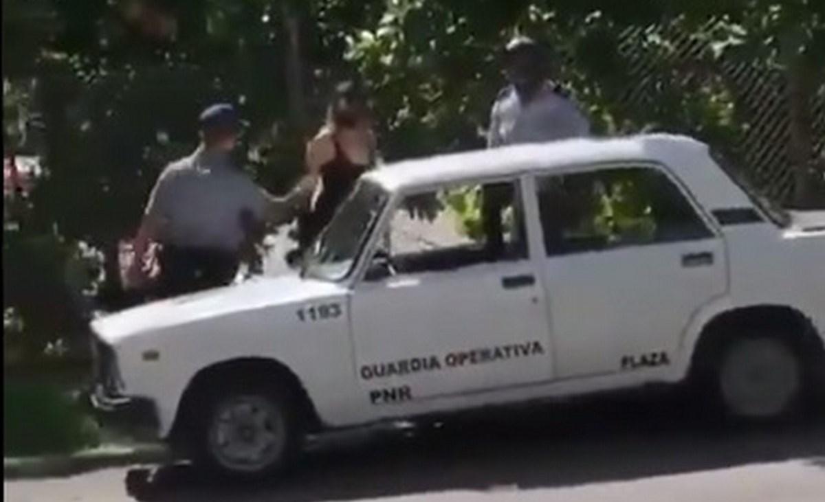 policia arresto policia suba yotuber