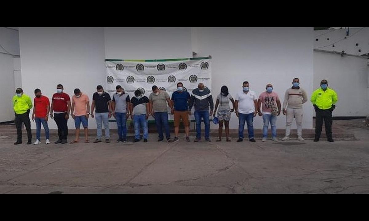Cogieron a Policías señalados de favorecer el contrabando en la Guajira