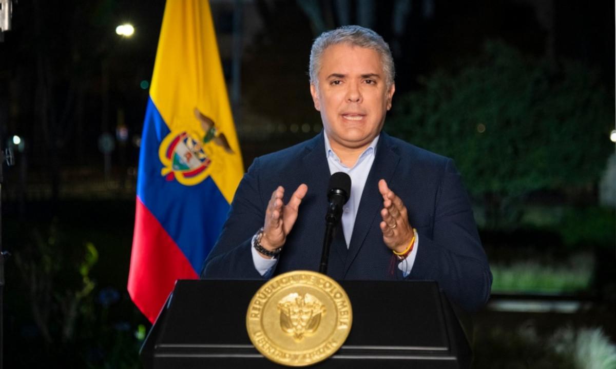Aseguran que el Presidente Duque no se reunió con Antonio Intriago, investigado por la muerte del presidente de Haití