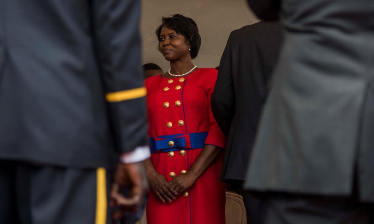 primera dama haiti