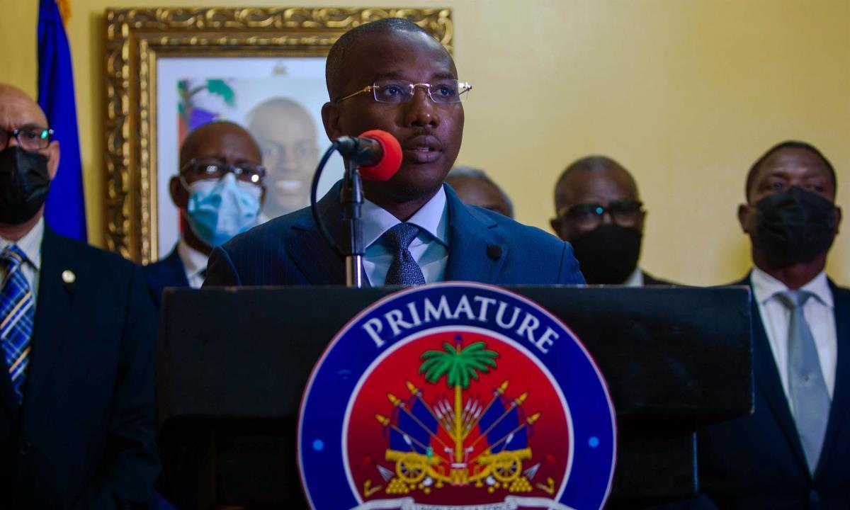 primer ministro haiti