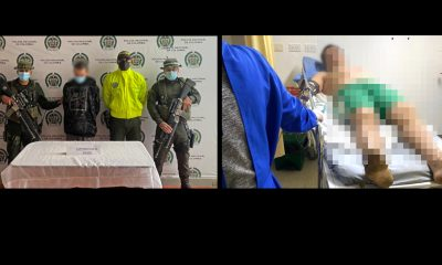 Dos sujetos se escaparon de la cárcel y los cogieron en el suroeste