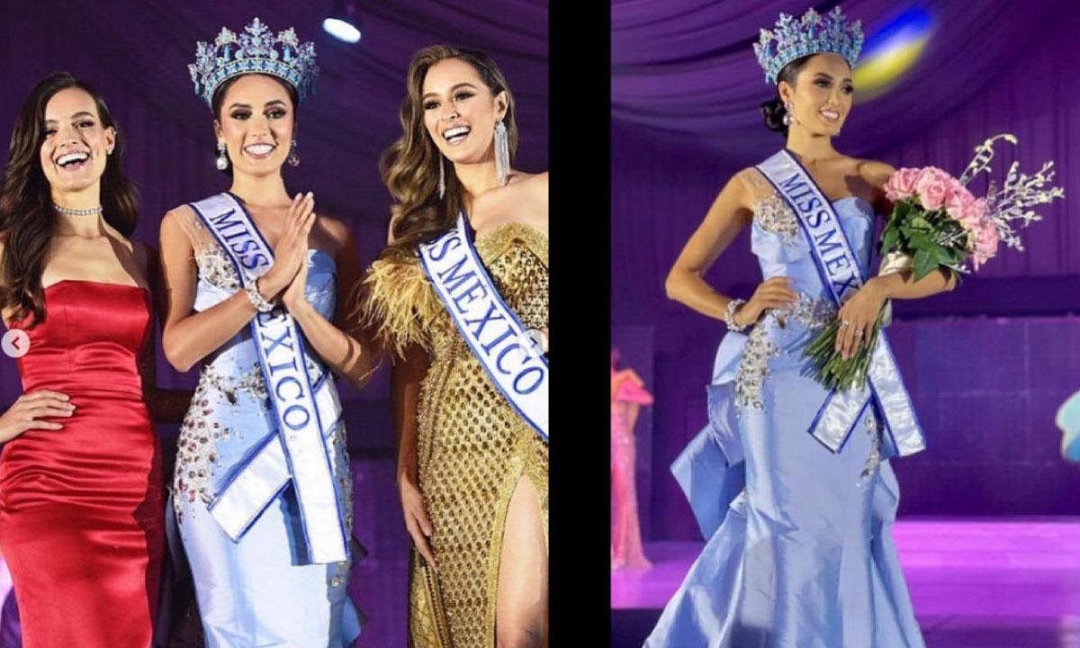México eligió su reina aunque durante el concurso casi la mitad de las concursantes tenían Covid