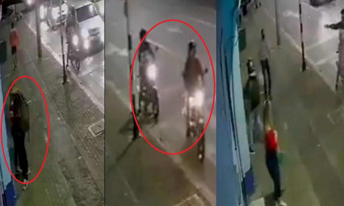 Atracaron a un hombre que cerraba el local en Sabaneta