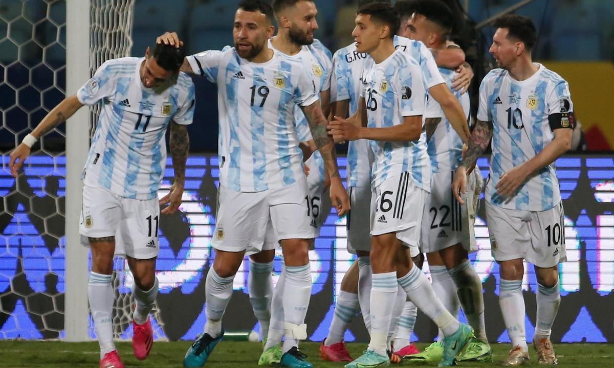 seleccion argentina 2