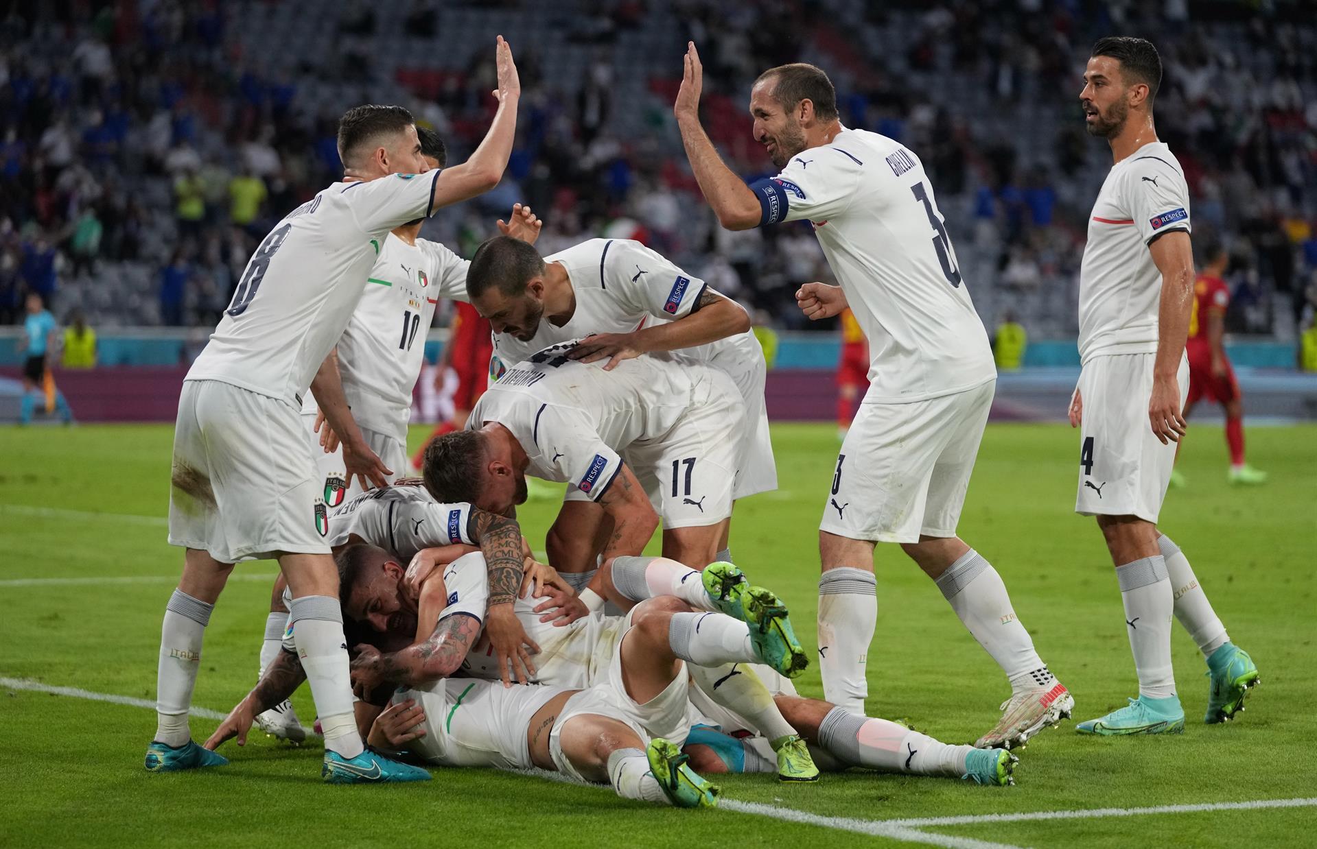 selección Italia