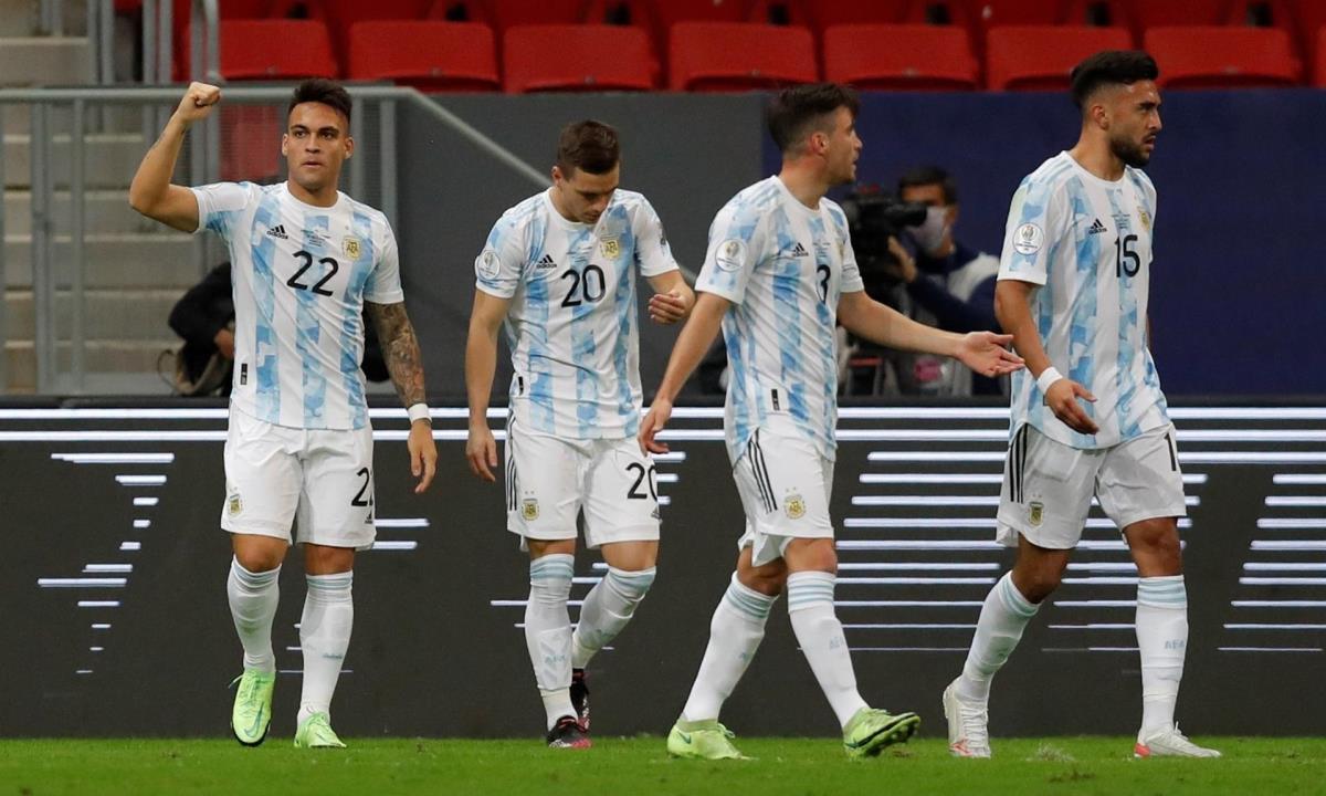 copa america argentina final