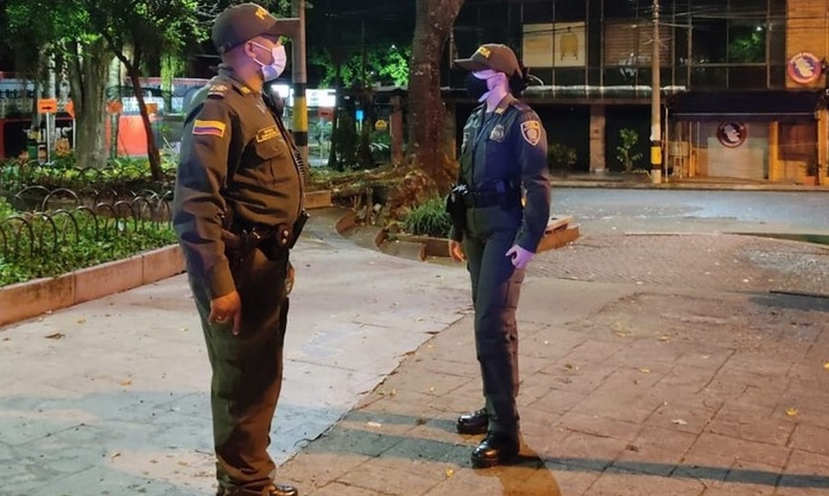 Municipios de Antioquia que tendrían toque de queda nocturno