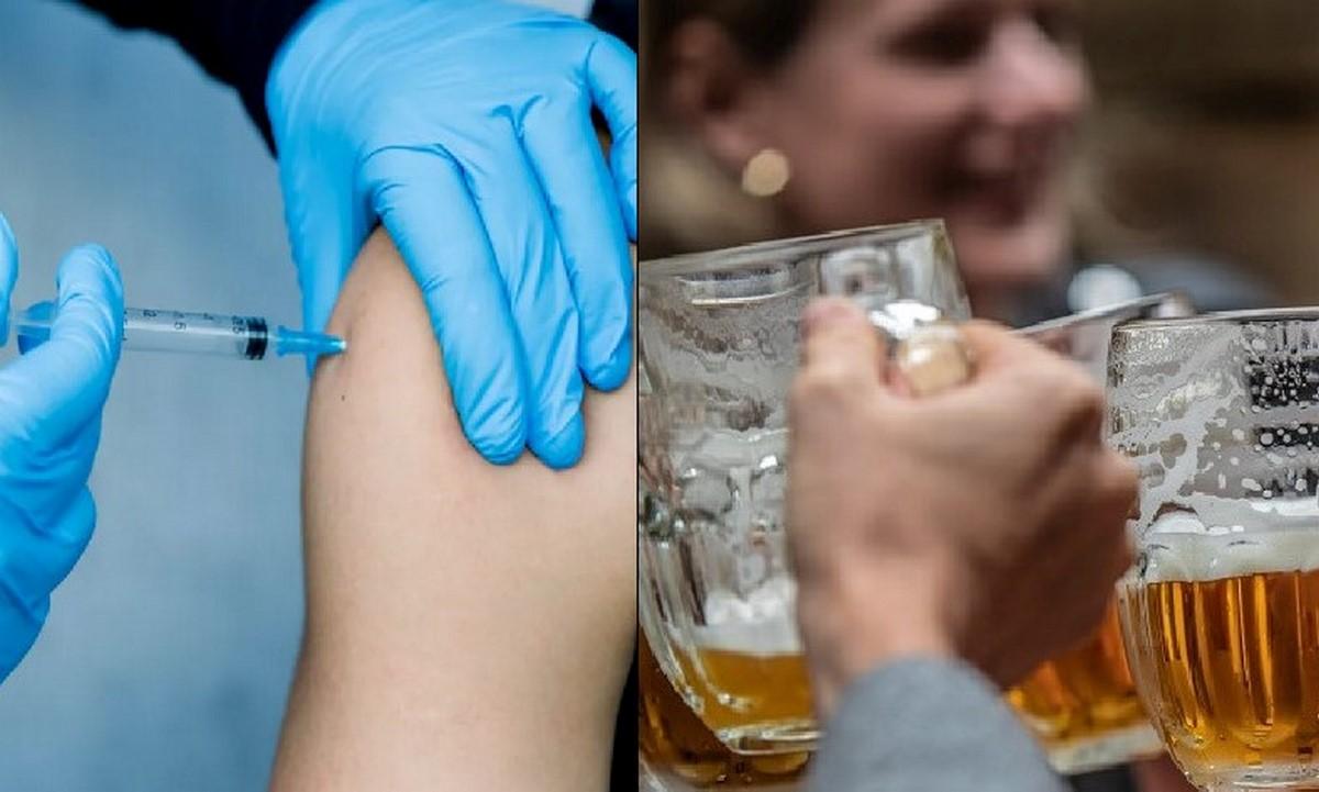 ¿Alcohol y vacuna?, ministro de Salud aclara